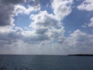 平和な海を願って。。