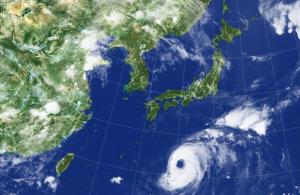 迷走台風5号