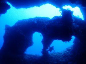 下地島の青。