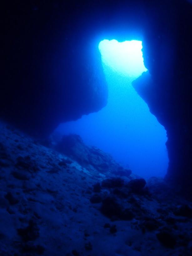 伊良部島の冬の海